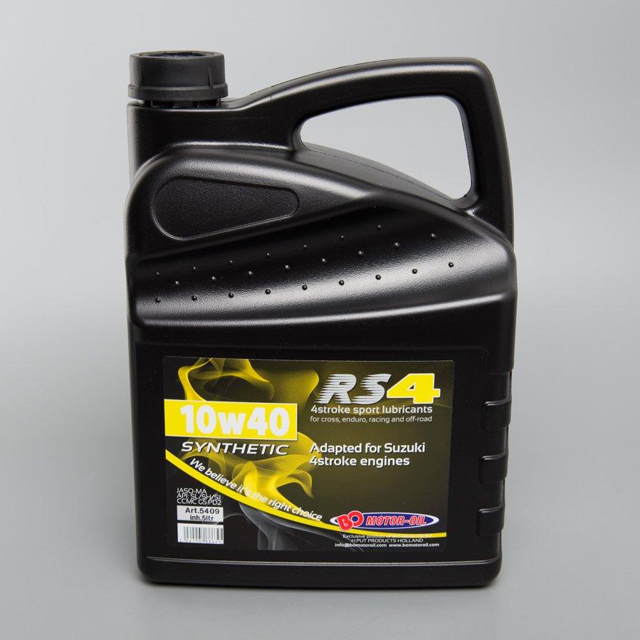 Huile moto : La qualité de l'huile moteur